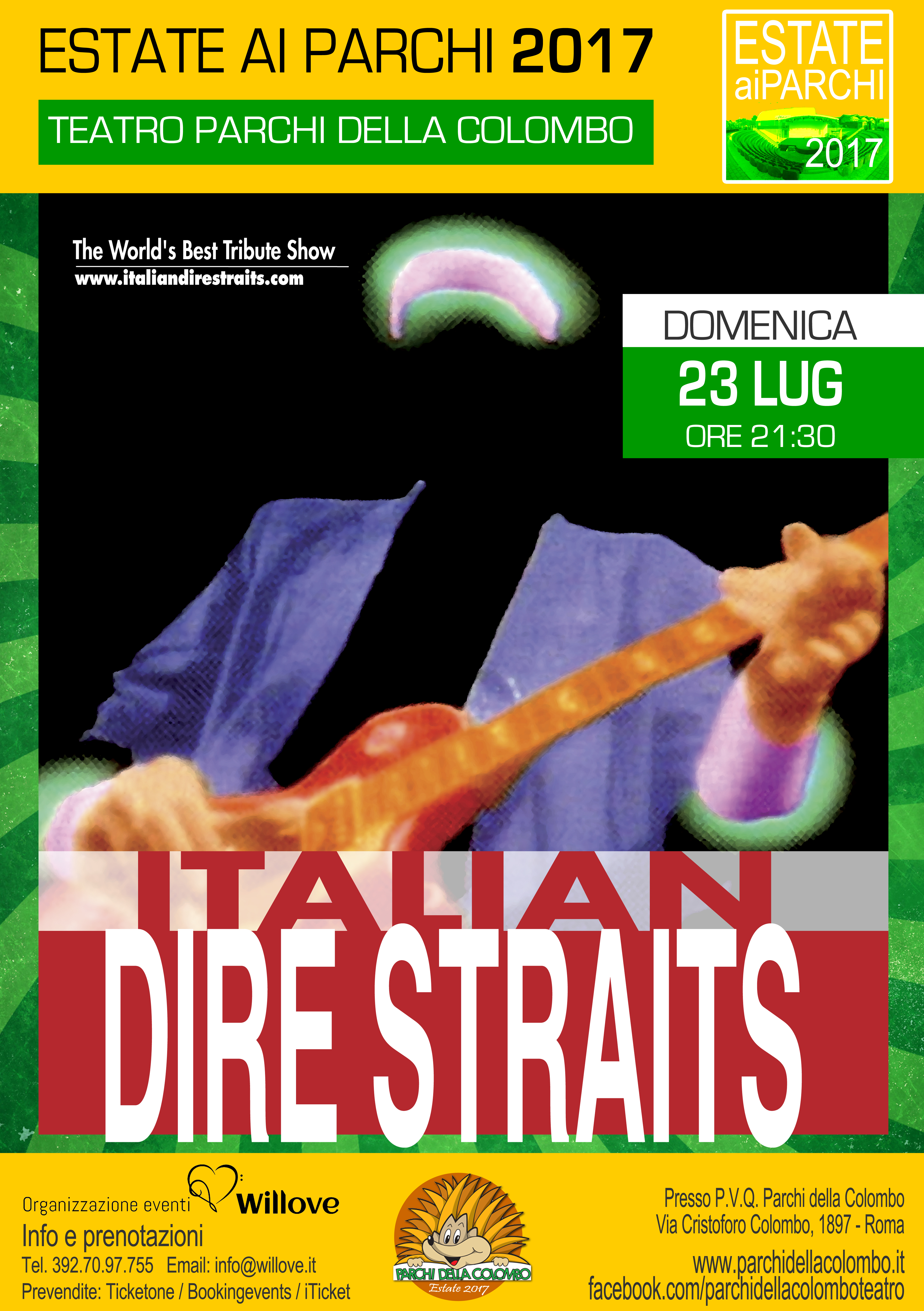 ESTATE AI PARCHI 2017 DIRESTRAITS