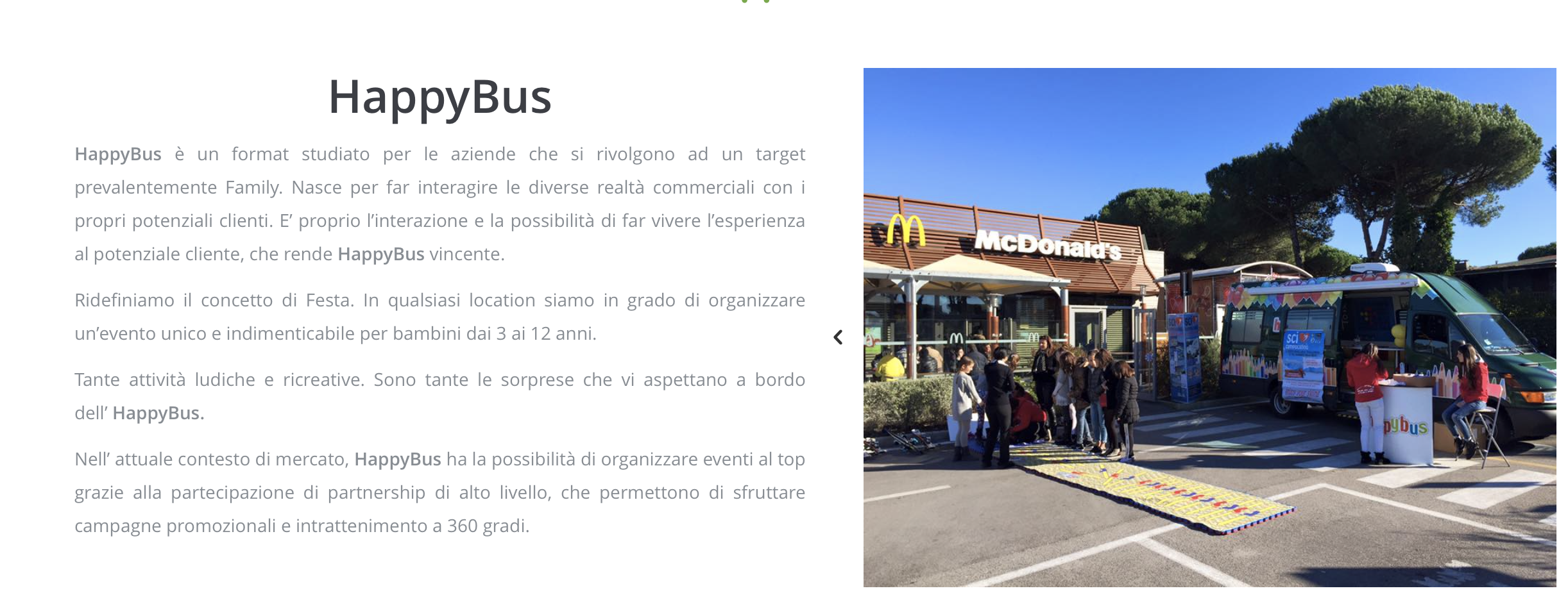 MC DONALD'S HAPPY BUS